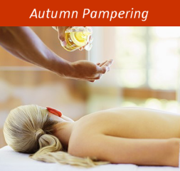 AUTUMN PAMPERING at Pezula Spa & Gym