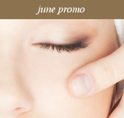 June Special at Pezula Spa