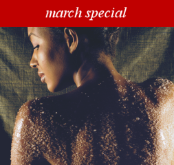 March Special at Pezula Spa